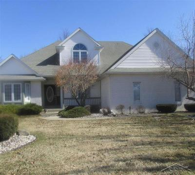 Saginaw Single Family Home Keep Showing-Contgcy Appl: 5044 Loganberry Dr.