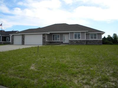 Saginaw Single Family Home For Sale: 6958 Pleasant Ridge Trail