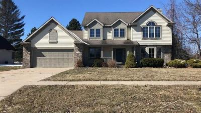 Saginaw Single Family Home For Sale: 2181 Manchester