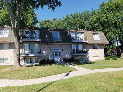 Saginaw Condo/Townhouse For Sale: 105 Provincial Ct -8