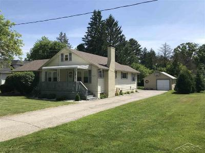Saginaw Single Family Home For Sale: 1579 River