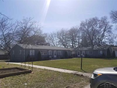 Saginaw Multi Family Home For Sale: 1924-1931-2000 Essex