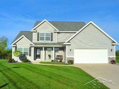 Saginaw Single Family Home For Sale: 3543 Lamplighter