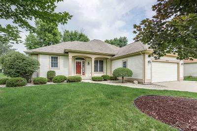 Saginaw Single Family Home For Sale: 4618 Spurwood Drive