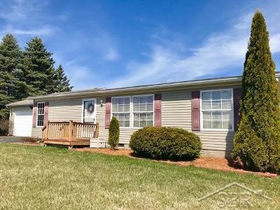 Freeland Single Family Home For Sale: 1550 Hotchkiss