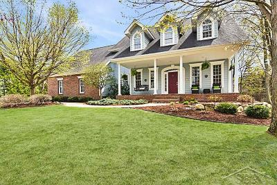 Midland Single Family Home For Sale: 1608 Foxwood