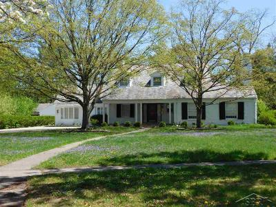 Saginaw Single Family Home For Sale: 5 E Hannum