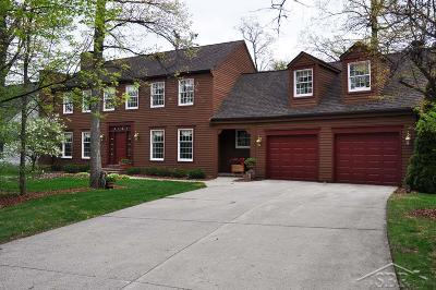 Saginaw MI Single Family Home For Sale: $359,000
