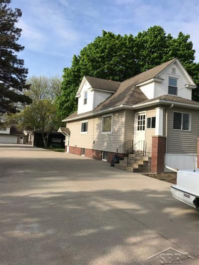 Saginaw MI Single Family Home For Sale: $145,000
