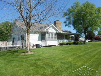 Freeland Single Family Home For Sale: 11213 Garden Ridge