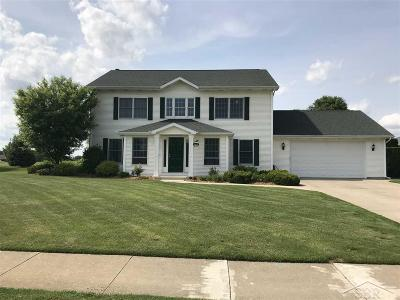 Saginaw Single Family Home For Sale: 9386 Highland Green Dr.