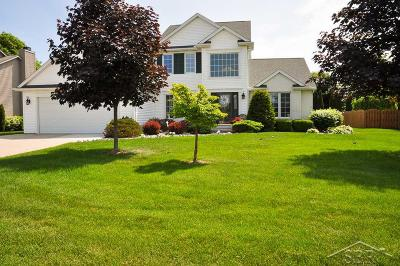 Saginaw Single Family Home For Sale: 4366 Cascade Drive