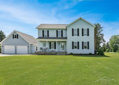 Freeland Single Family Home For Sale: 1845 Lone