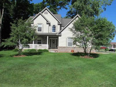 Saginaw Single Family Home For Sale: 8827 Northway Circle