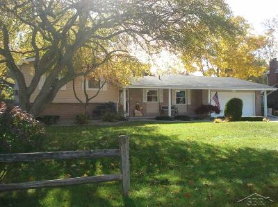 Saginaw Single Family Home For Sale: 4415 Bradford