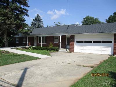 Bridgeport Single Family Home For Sale: 4719 Baker