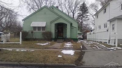 Saginaw Single Family Home For Sale: 3229 Rust Avenue