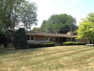 Saginaw Single Family Home For Sale: 4295 Dirker