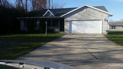 Saginaw Single Family Home For Sale: 35 Harmony Ct
