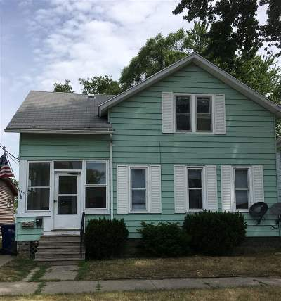 Bay City Multi Family Home For Sale: 315 Nebobish Avenue