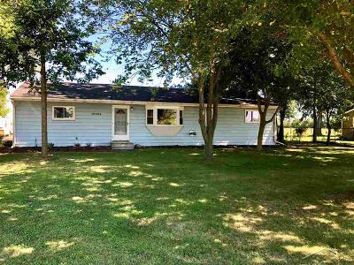 Freeland Single Family Home For Sale: 10884 Dice