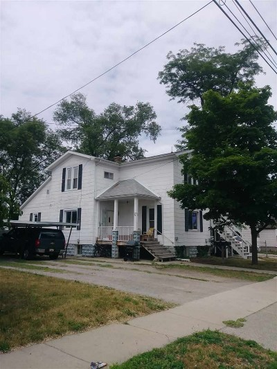 Bay City Multi Family Home For Sale: 403 State St