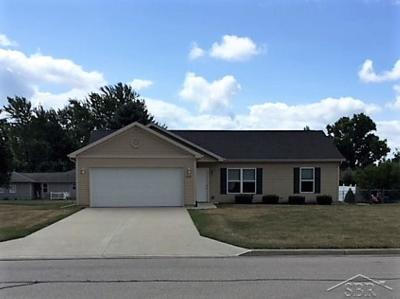 Saginaw Single Family Home For Sale: 2187 Moonglow