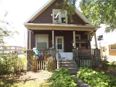 Bay City Multi Family Home For Sale: 1418 Fitzhugh