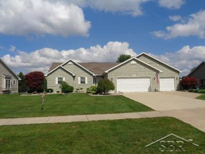 Saginaw Single Family Home For Sale: 1568 Palomino