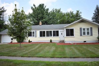 Carrollton Single Family Home For Sale: 580 Atlanta