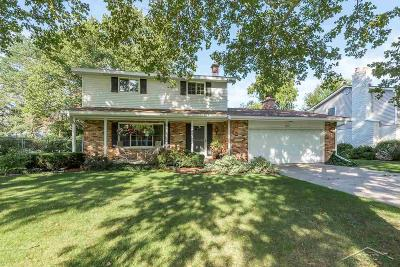Saginaw Single Family Home Keep Showing-Contgcy Appl: 1887 E Packard Drive
