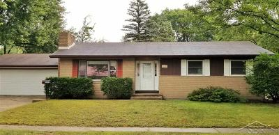 Midland Single Family Home For Sale: 3100 Greenway