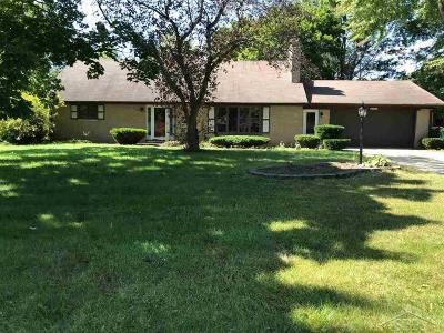 Saginaw Single Family Home For Sale: 1705 N Miller