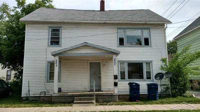 Bay City Multi Family Home For Sale: 807 11th