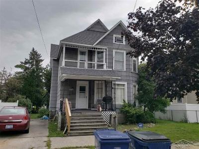 Bay City Multi Family Home For Sale: 306 Birney