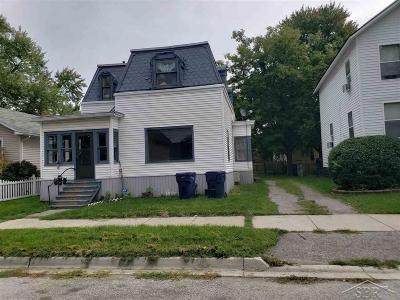 Bay City Multi Family Home For Sale: 918 Grant