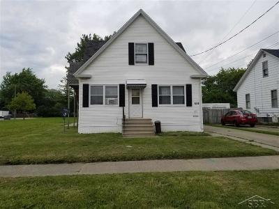 Saginaw Multi Family Home For Sale: 2520 State