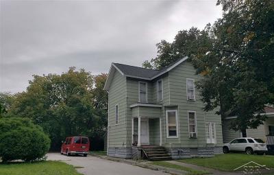 Bay City Multi Family Home For Sale: 612 Farragut