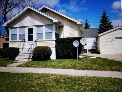 Saginaw Single Family Home For Sale: 1322 Irving