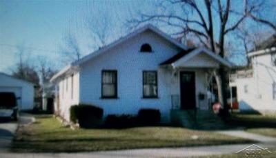 Saginaw Single Family Home For Sale: 613 N Woodbridge