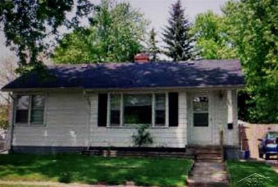 Saginaw Single Family Home For Sale: 1652 Stanley