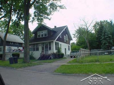 Saginaw Multi Family Home For Sale: 1209 Union