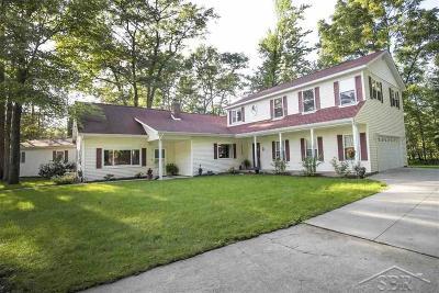 Midland Single Family Home For Sale: 615 E Monroe Rd