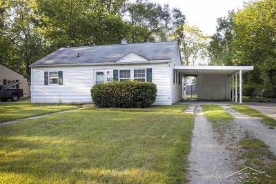 Midland Single Family Home For Sale: 1213 Baldwin St