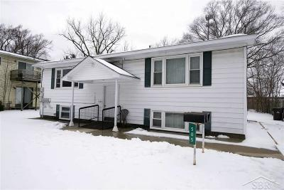 Midland Multi Family Home For Sale: 505 E Pine St