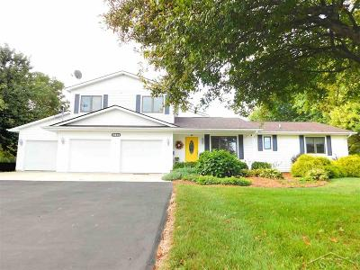 Saginaw Single Family Home For Sale: 3411 Hackett