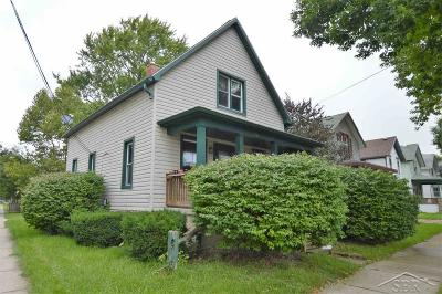 Bay City Single Family Home For Sale: 1101 11th St.