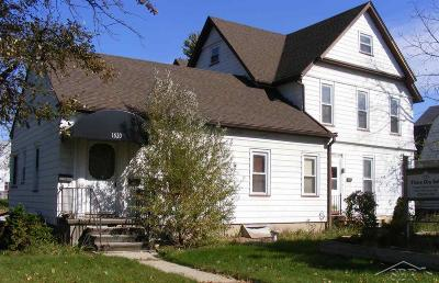 Saginaw Multi Family Home For Sale: 1616 Court Street