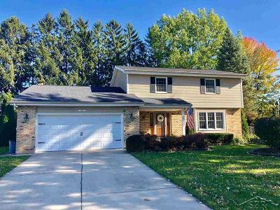 Saginaw Single Family Home For Sale: 3508 Spicer