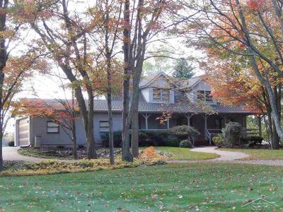 Saginaw Single Family Home For Sale: 1916 E Lake Circle